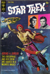 Star Trek (1967) (Gold Key) -10- Science vs. Sorcery