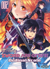 Sword Art Online - Ordinal Scale -2- Tome 2