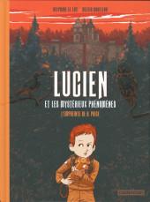 Lucien et les mystérieux phénomènes -1- L'empreinte de H. Price