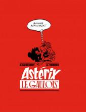 Astérix -1TT- Astérix le gaulois