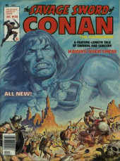 Savage Sword of Conan The Barbarian (The) (1974) -36- Hawks over Shem
