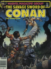 Savage Sword of Conan The Barbarian (The) (1974) -65- The Fangs of the Serpent!