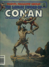 Savage Sword of Conan The Barbarian (The) (1974) -66- The Sea of No Return