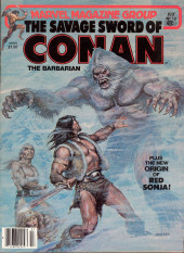 Savage Sword of Conan The Barbarian (The) (1974) -78- Demons of the Firelight!