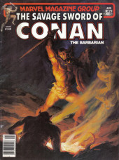 Savage Sword of Conan The Barbarian (The) (1974) -79- Demons of the Firelight!: Part II