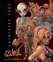 (Catalogues) Éditeurs, agences, festivals, fabricants de para-BD... - Catalogue 2005 - Soleil