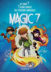 Magic 7 -1Extrait- Jamais seuls