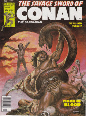 Savage Sword of Conan The Barbarian (The) (1974) -46- Moon of Blood