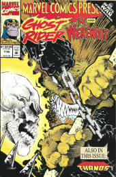Marvel Comics Presents Vol.1 (Marvel Comics - 1988) -110- Return of the Braineaters part 4 of 6 :
