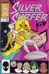 Silver Surfer Vol.3 (Marvel comics - 1987) -1- Issue #1
