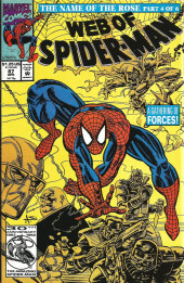Web of Spider-Man (1985) -87- The name of the Rose Part 4: The best defense