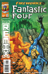 Fantastic Four Fireworks (1999) -1- Fireworks part 1