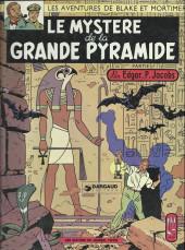 Blake et Mortimer (Historique) -3b77'- Le Mystère de la Grande Pyramide - 1re partie