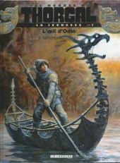 Thorgal (Les mondes de) - La Jeunesse de Thorgal -2a2016- L'œil d'Odin