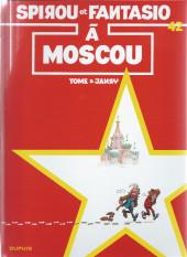 Spirou et Fantasio -42Ind2- Spirou et Fantasio à Moscou