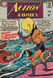 Action Comics (1938) -338- Muto -- The Monarch of Menace!