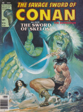 Savage Sword of Conan The Barbarian (The) (1974) -56- The Sword of Skelos