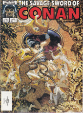 Savage Sword of Conan The Barbarian (The) (1974) -111- The Mud Men of Keshan