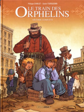 Couverture de Le train des Orphelins -INT2- Le train des orphelins