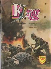 King (Arédit - 1re série) -17- Un commando de géants