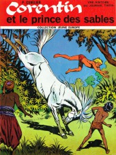 Corentin (Cuvelier) -6- Le prince des sables