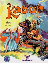 Kabur (LUG) -1- La saga de Kabur