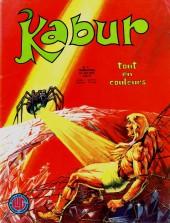 Kabur (LUG) -3- La cité des araignées