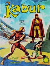 Kabur (LUG) -4- Les jeux de Lorgash !