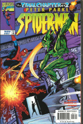 Spider-Man (1990) -97- The final chapter part 2: Let the Heavens tremble at the power of the Goblin!