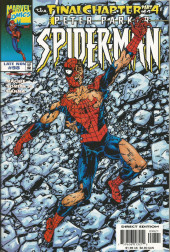 Spider-Man (1990) -98- The final chapter part 4: I killed Spider-Man!