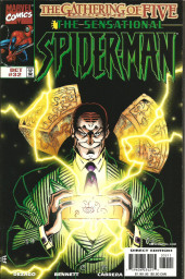 Sensational Spider-Man (The) (1996) -32- The Gathering of Five part one: Acquisitions