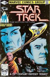 Star Trek (1980) (Marvel comics) -1- A 23th Century Odyssey Today!