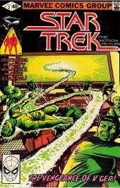 Star Trek (1980) (Marvel comics) -2- The Vengeance of V`ger!