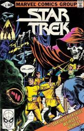 Star Trek (1980) (Marvel comics) -4- The Starship Enterprises Weirdest Voyage!