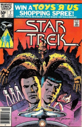 Star Trek (1980) (Marvel comics) -7- (sans titre)