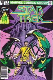 Star Trek (1980) (Marvel comics) -8- (sans titre)