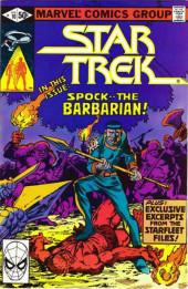 Star Trek (1980) (Marvel comics) -10- Spock -- the Barbarian!