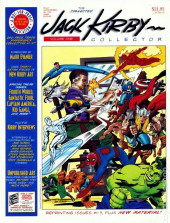 (AUT) Kirby, Jack (en anglais) -INT01- The Collected Jack Kirby Collector Volume 1