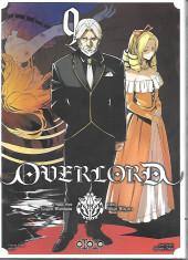 Overlord (Oshio/Miyama) -9- Tome 9