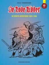 Rode Ridder Integraal (De) -1- De eerste avonturen 1959-1960