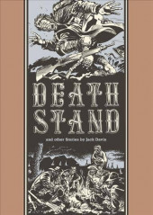 EC Comics Library (The) (2012) -INT22- Death stand and other stories (jack davis)