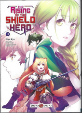 Rising of the Shield Hero (The) -11- Tome 11