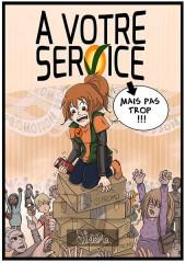 À Votre Service ! -1- Mais pas trop