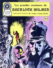 Classiques illustrés (Éditions Héritage) -10- Les grandes aventures de Sherlock Holmes