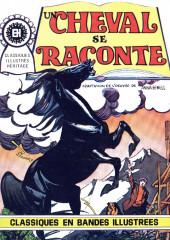 Classiques illustrés (Éditions Héritage) -15- Un cheval se raconte
