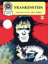 Classiques illustrés (Éditions Héritage) -16- Frankenstein