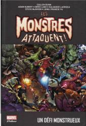 Les monstres attaquent -INT01- Un défi monstrueux