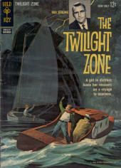 Twilight Zone (The) (Gold Key - 1962) -1- (sans titre)