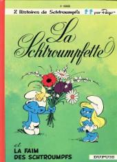 Les schtroumpfs -3b1986- La schtroumpfette