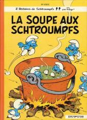 Les schtroumpfs -10a1986- La soupe aux schtroumpfs